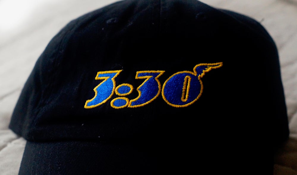 Image of Special Edition 3:30 Wing Foot hat