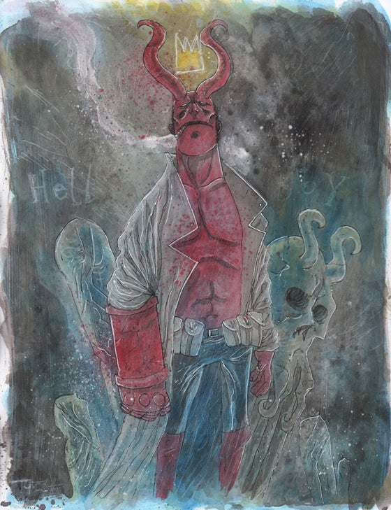 Image of HELLBOY!