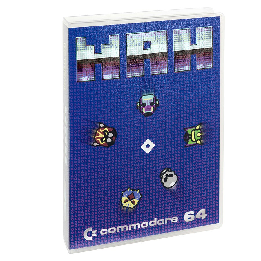 Image of MAH (Commodore 64) (PAL ONLY)