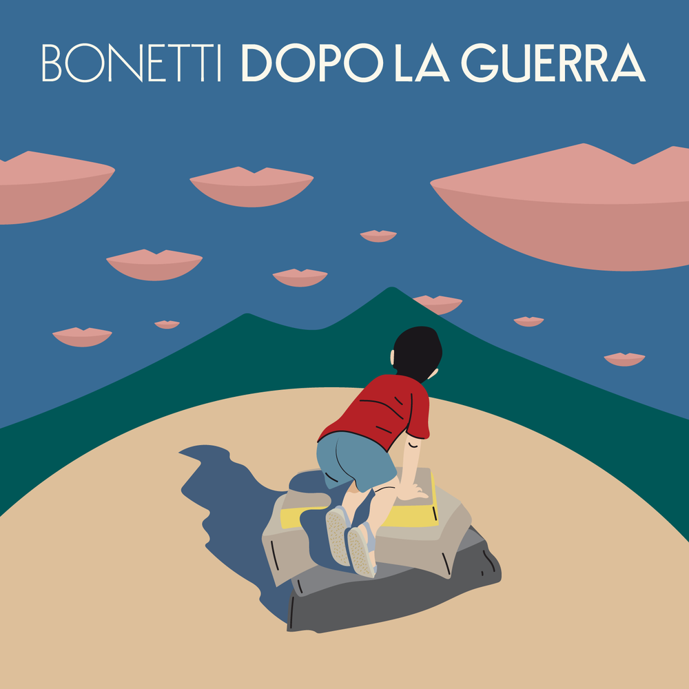 """Image of Dopo la Guerra cd + """"my color poster"""" (gift)"""