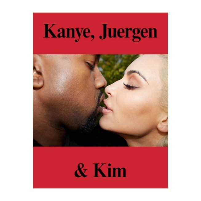 Image of KANYE, JUERGEN & KIM