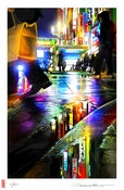 Image of 'City Walk' - Limited edition print