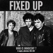 "Image of FIXED UP ""Who is Innocent?"" CD (Pré-commande)"