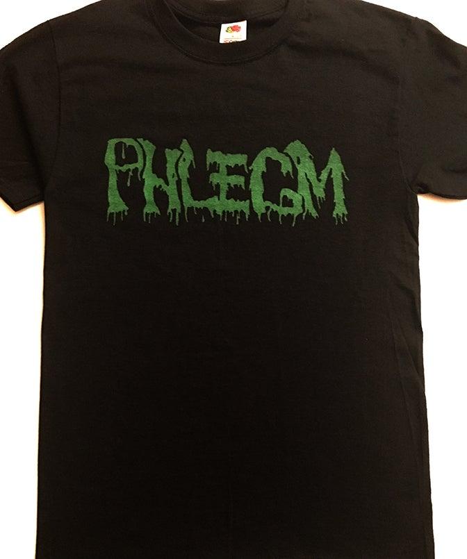 Image of Phlegm Logo T shirt