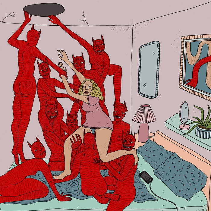 Image of Time To Wake Up - Print by Polly Nor