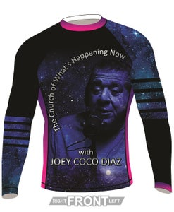 Image of PRE-ORDER ONLY Church Rash Guard Long Sleeve-Youth Sizes Available