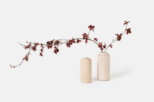 Image of Tall Maple Vase