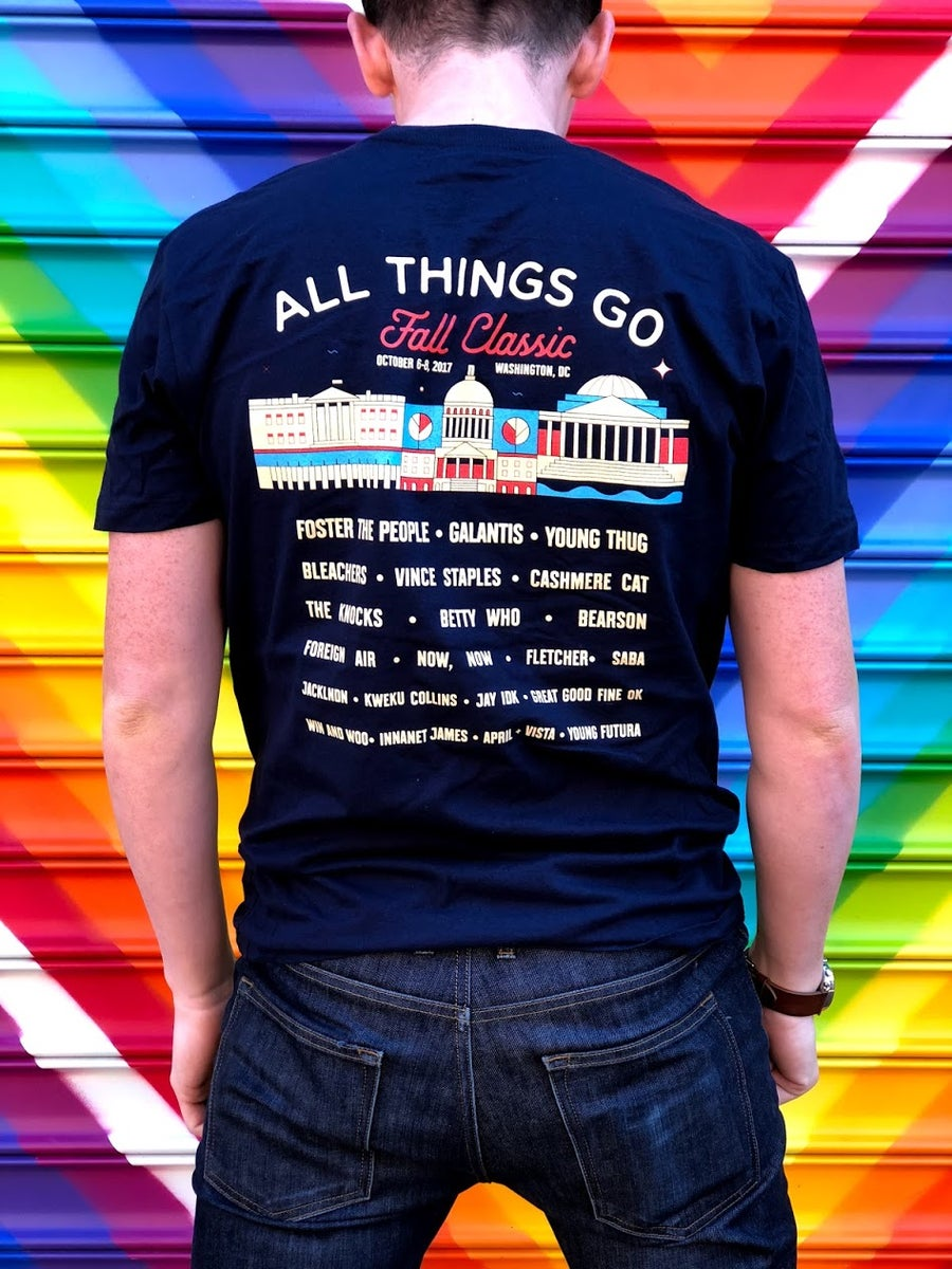 Image of All Things Go Fall Classic 2017 Tee (Crew-Neck)