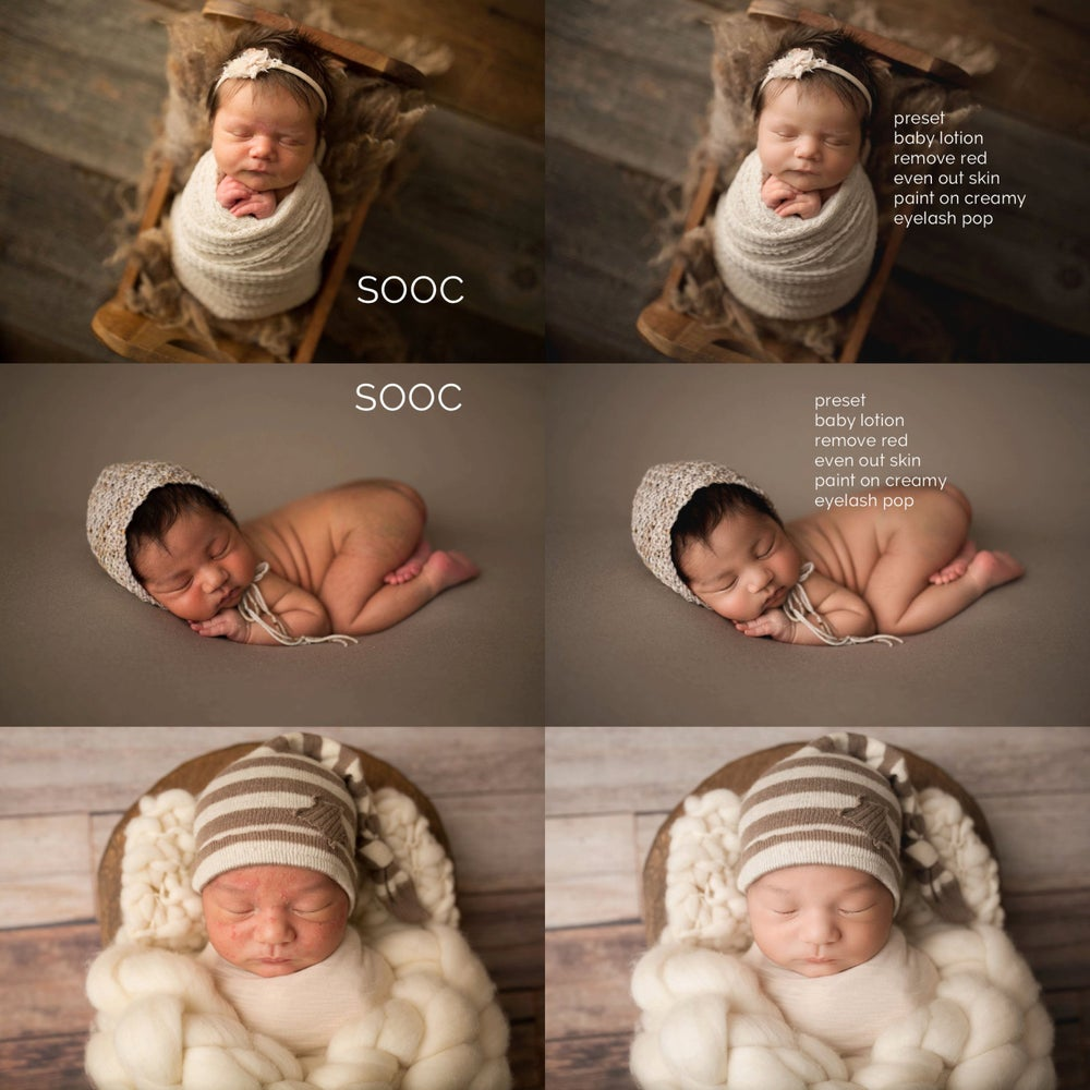 Image of Buffalo Baby Presets & Actions Collection - Bundle!!!