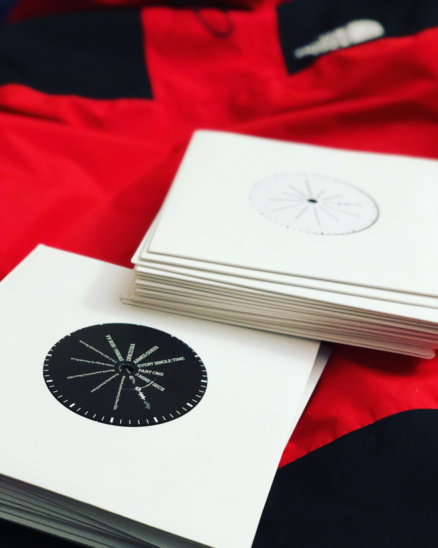Image of DFACE DXA & ARMED DUKES - Every Single Time Part I & II on 45// 7""