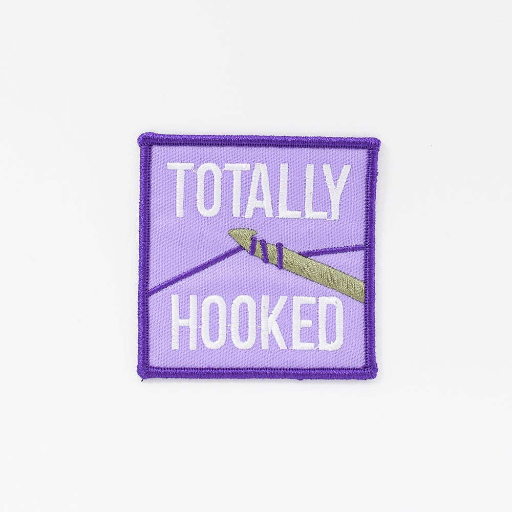 Image of Crochet Hooked Patch
