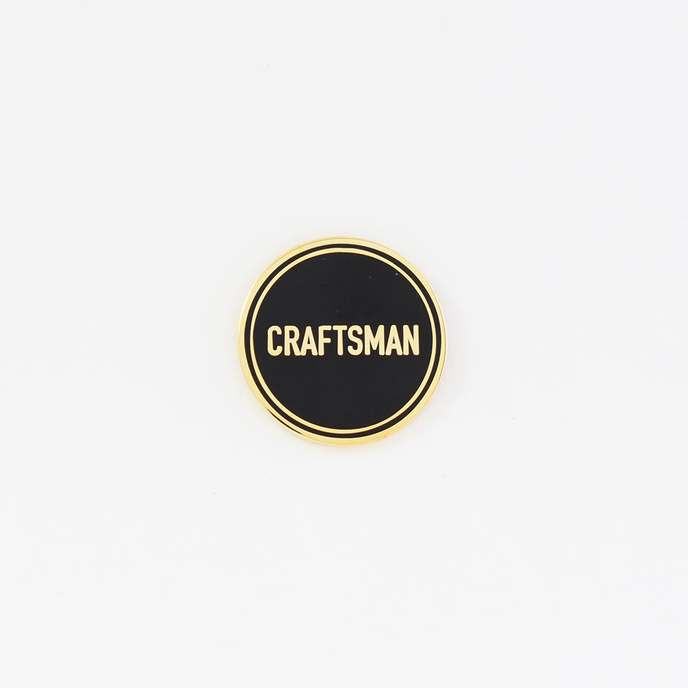 Image of Craftsman Pin