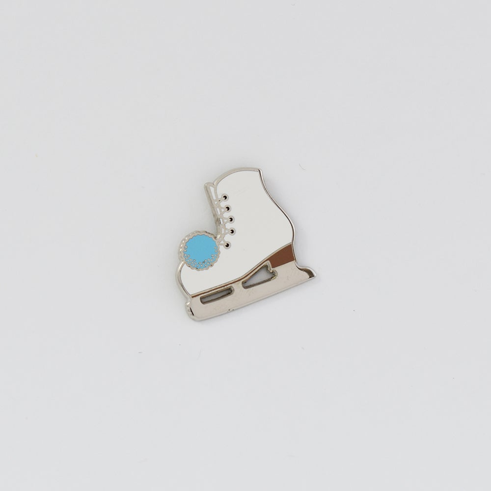 Image of Ice Skate Pin