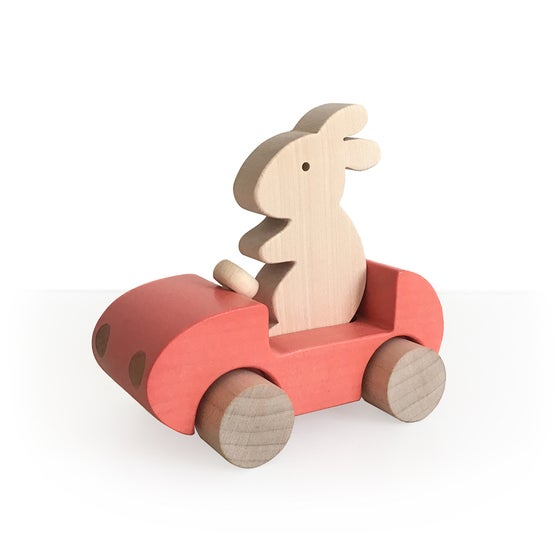 Image of Bunny Car Corail