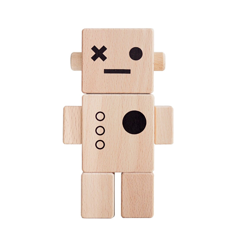 Image of Baby Robot Nature