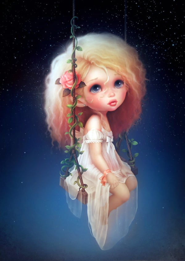 Image of Moon Dreamer Limited Edition Print