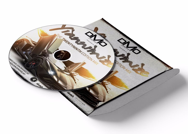 Image of Yiannimize Mix 29 Tracked CD **PRE ORDER**