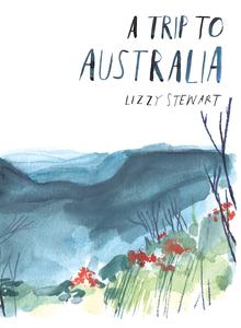 Image of A trip to Australia zine