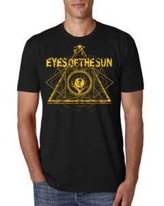 Image of Eyes Of The Sun 2018 RA  Men's T-shirt