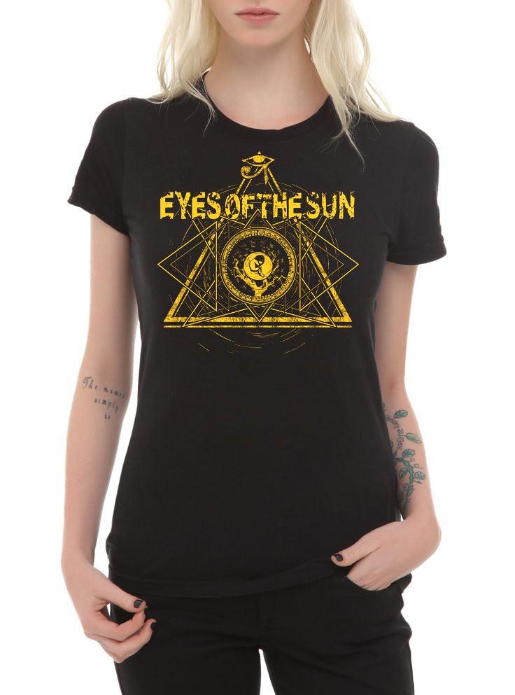 Image of Eyes Of The Sun 2018 Women's RA T-Shirt