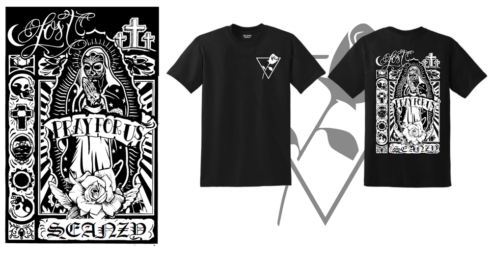 Image of PRE-SALE: Pray For Us Shirt