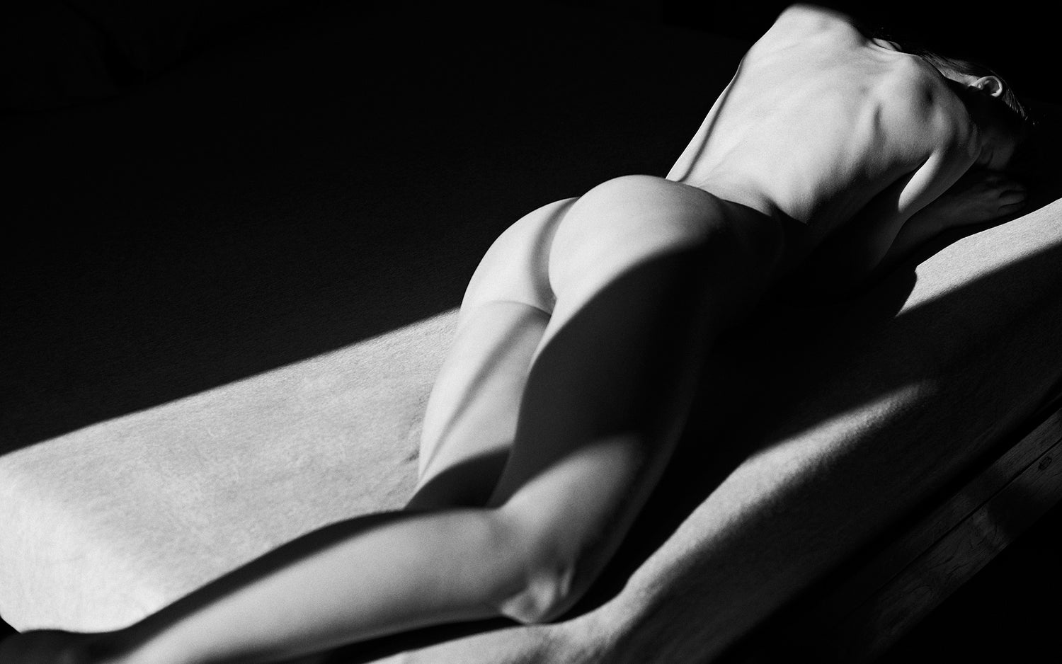 Image of nude I, limited serie of 20 (50x70)