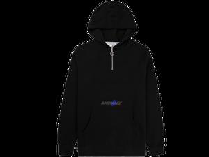 Image of OB-JEKT Half Zip Pullover- Midnight