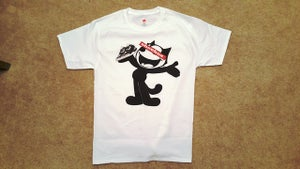 "Image of Shoebox Money T-Shirt ""Felix 3's"""