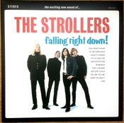 Image of LP. The Strollers : Falling Right Down.  Ltd Re-Edition.