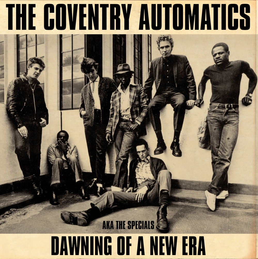 Image of COVENTRY AUTOMATICS - DAWNING OF A NEW ERA CD