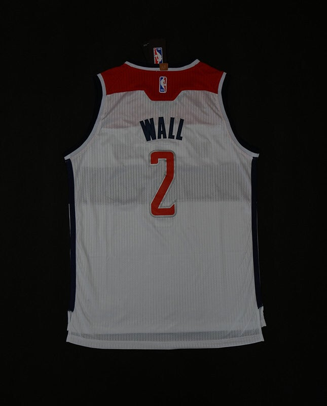 Image of Washington Wizards #2 John Wall Nike NBA Jerseys