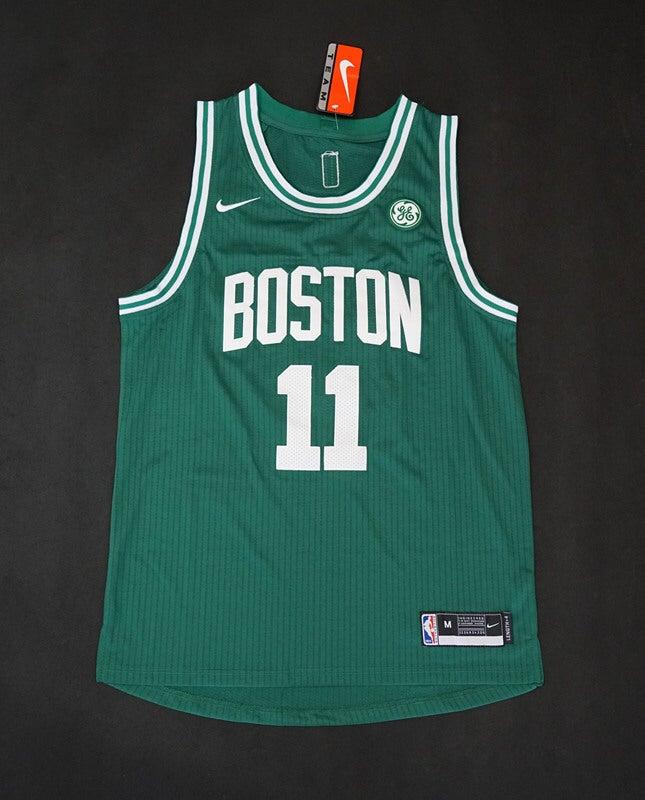 Image of Boston Celtics #11 Kyrie Irving Nike NBA Basketball Jersey