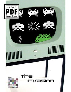 Image of No. 032 -- The Invasion {PDF Version}