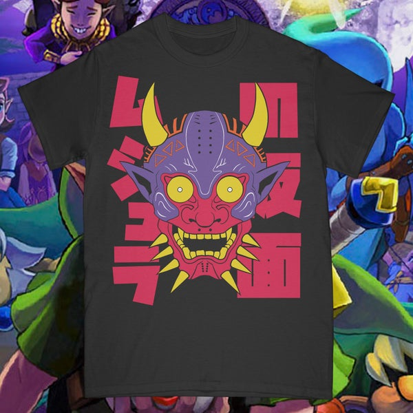 Image of Majora's Oni Mask