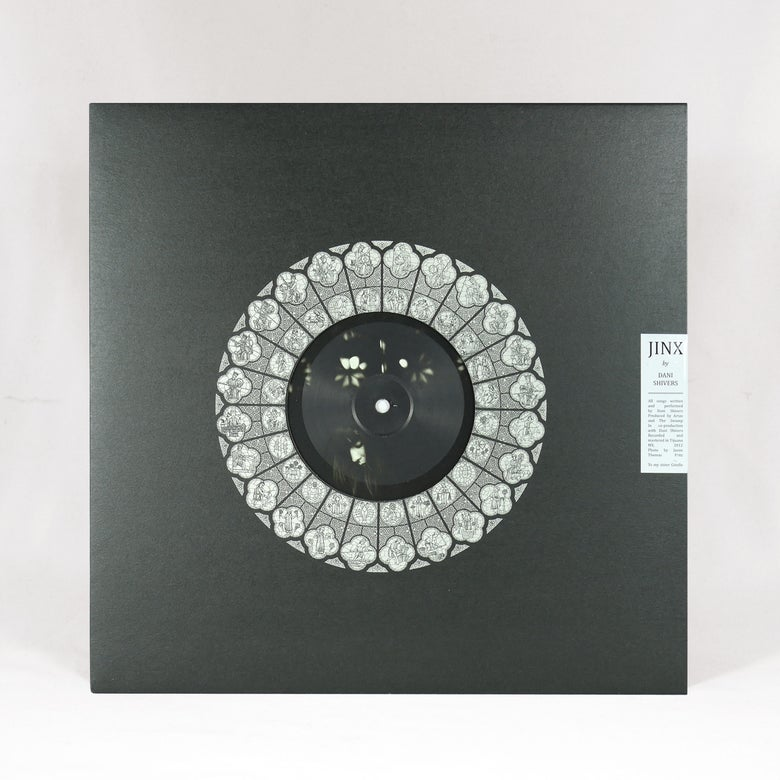 Image of Dani Shivers - Jinx (Vinyl + Download)
