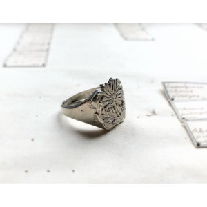 Image of Keepers of The Privy Seal Ring - Rosa