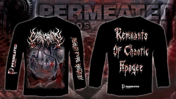 Image of Cadavoracity - Full Colour Artwork - Long Sleeve