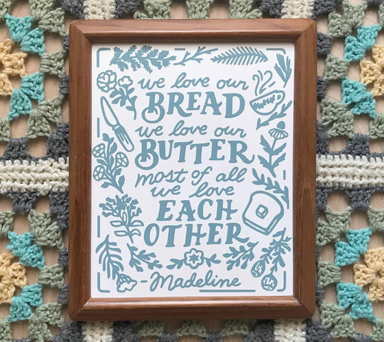 Image of Bread & Butter
