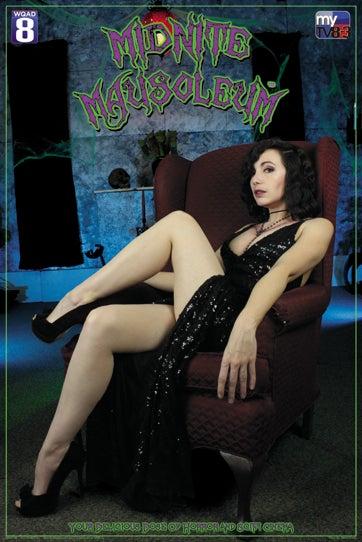 Image of Marlena Midnite - Cuddly Cadaver 24 x 36 poster
