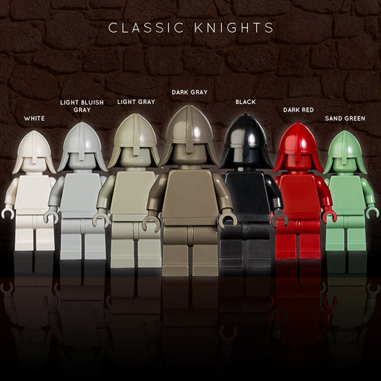 Image of CLASSIC KNIGHTS