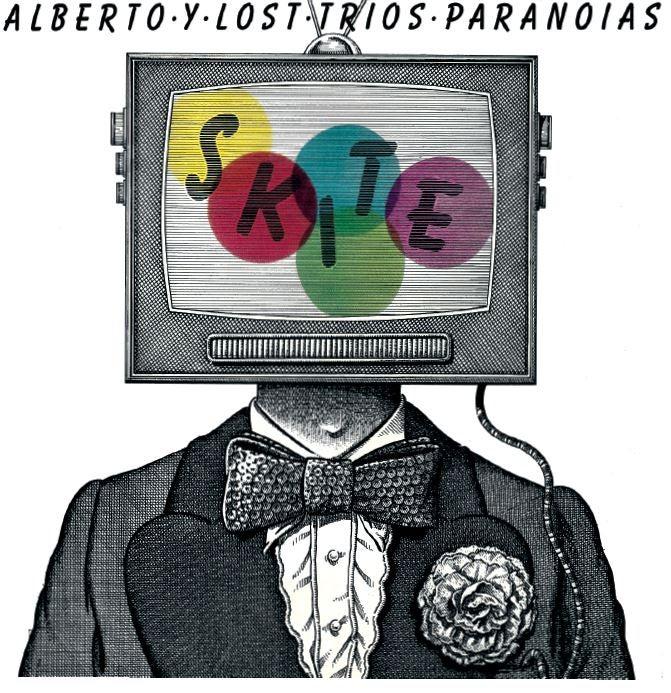 Image of ALBERTO Y LOST TRIOS PARANOIAS - SKITE CD