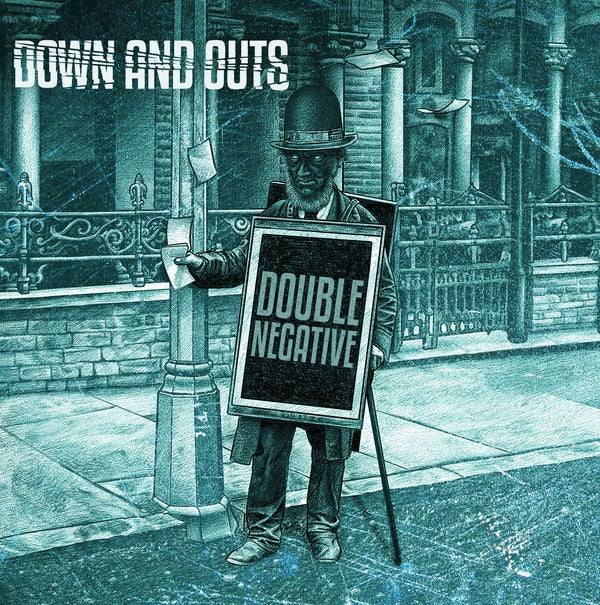 Image of Down And Outs - Double Negative CD