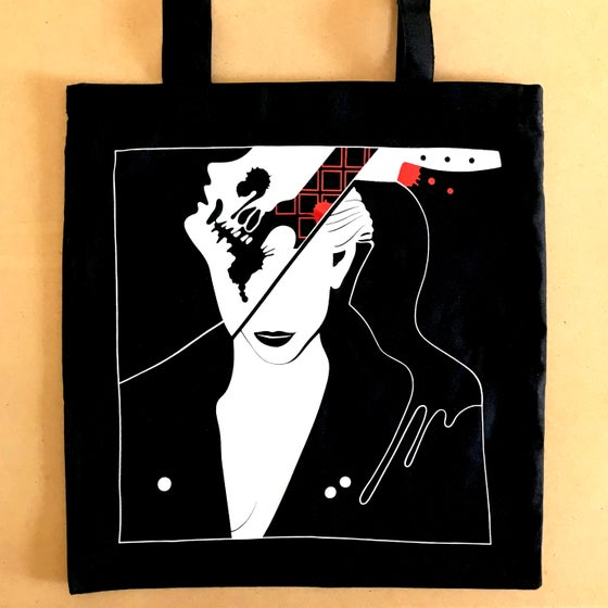 Image of NIGHT CRIES TOTE