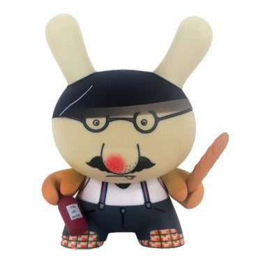 Image of Kidrobot Dunny French Series : Der