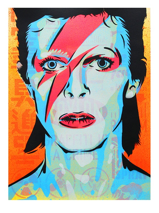 Image of BOWIE PINK - HPM