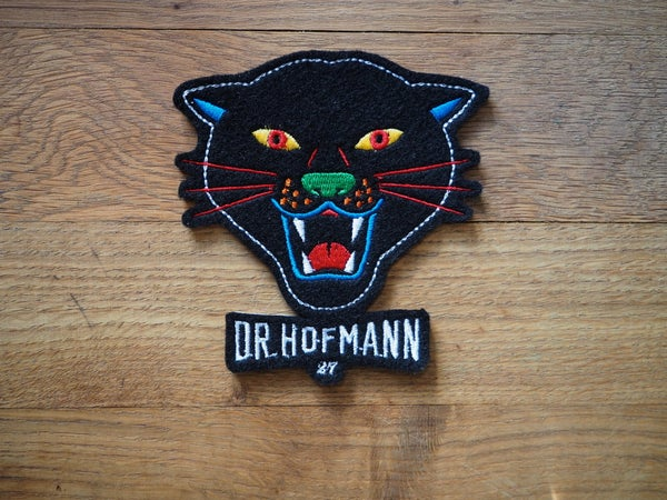 "Image of ""BLACK PANTHER Patch"""