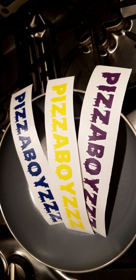 Image of LOGO DECAL 3 PACK COMBO (THIS IS A 1 OF 1 SET)