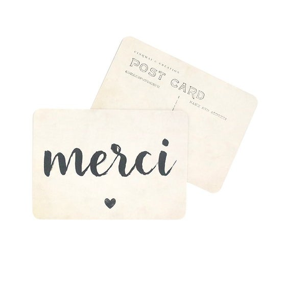 Image of Carte Merci Jane Cinq Mai