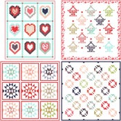 Image of Smitten Pattern Bundle