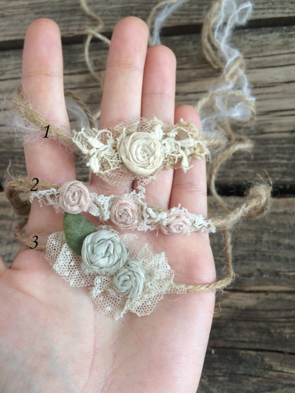 Image of Vintage Lace Headbands